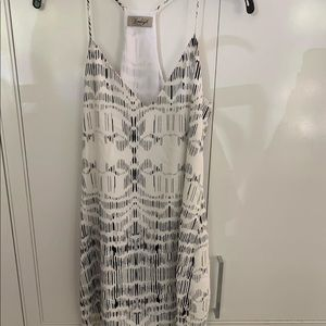 Avaleigh skinny strap dress